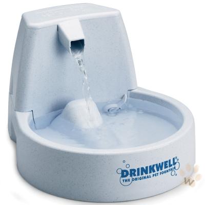 美國Drinkwell 好好喝原創寵物瀑布噴泉1.5公升 1入