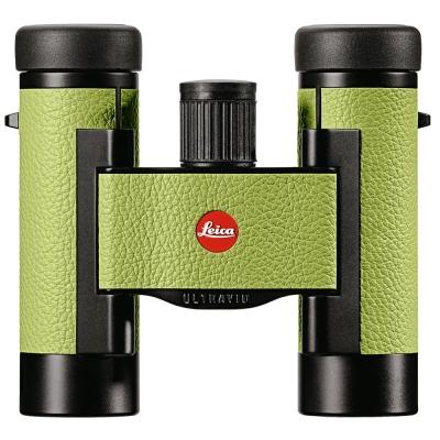 LEICA ULTRAVID COLORLINE 8X20雙筒望遠鏡-蘋果綠色