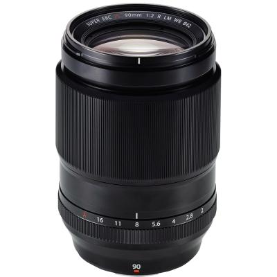 FUJIFILM XF 90mm F2 R LM WR 大光圈定焦鏡頭 (公司貨)