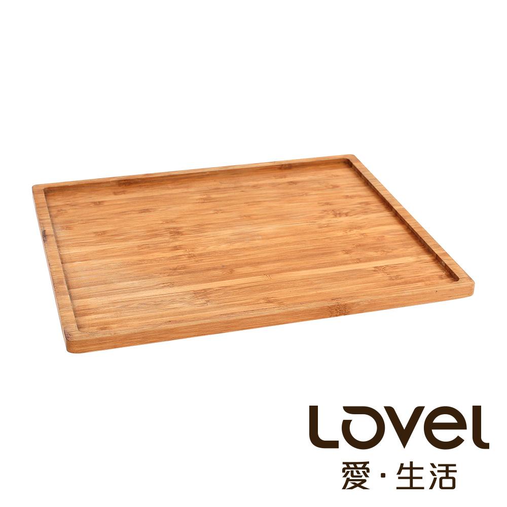 LOVEL天然竹製食物盤托盤GN1 1 15mm