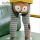 動物造型 針織 屁屁褲 可拆褲襪款 2件組(共8款)