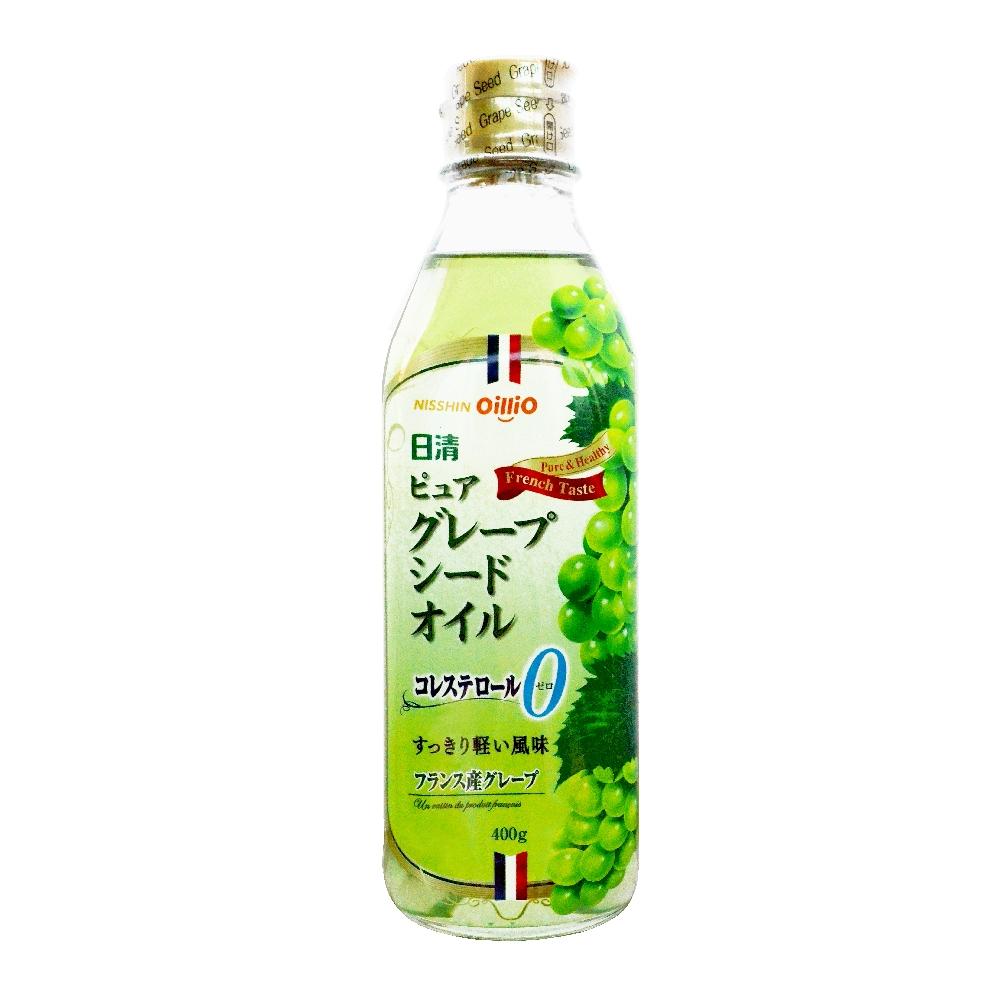 日清 葡萄籽油-零膽固醇(400ml)