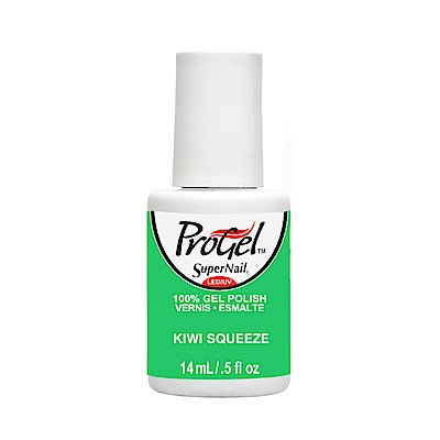 SUPER NAIL 美國專業光撩-81417 Kiwi Squeeze 14ml