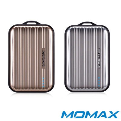 MOMAX iPower GO mini 8400mAh 商務款行動電源