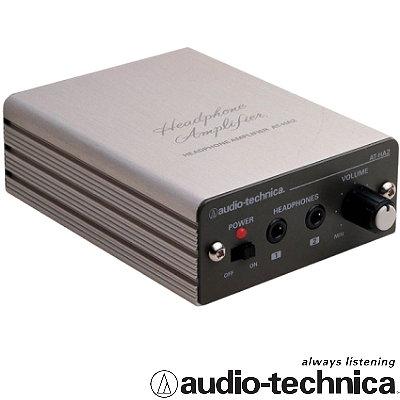 鐵三角 迷你型耳機擴大機 AT-HA2