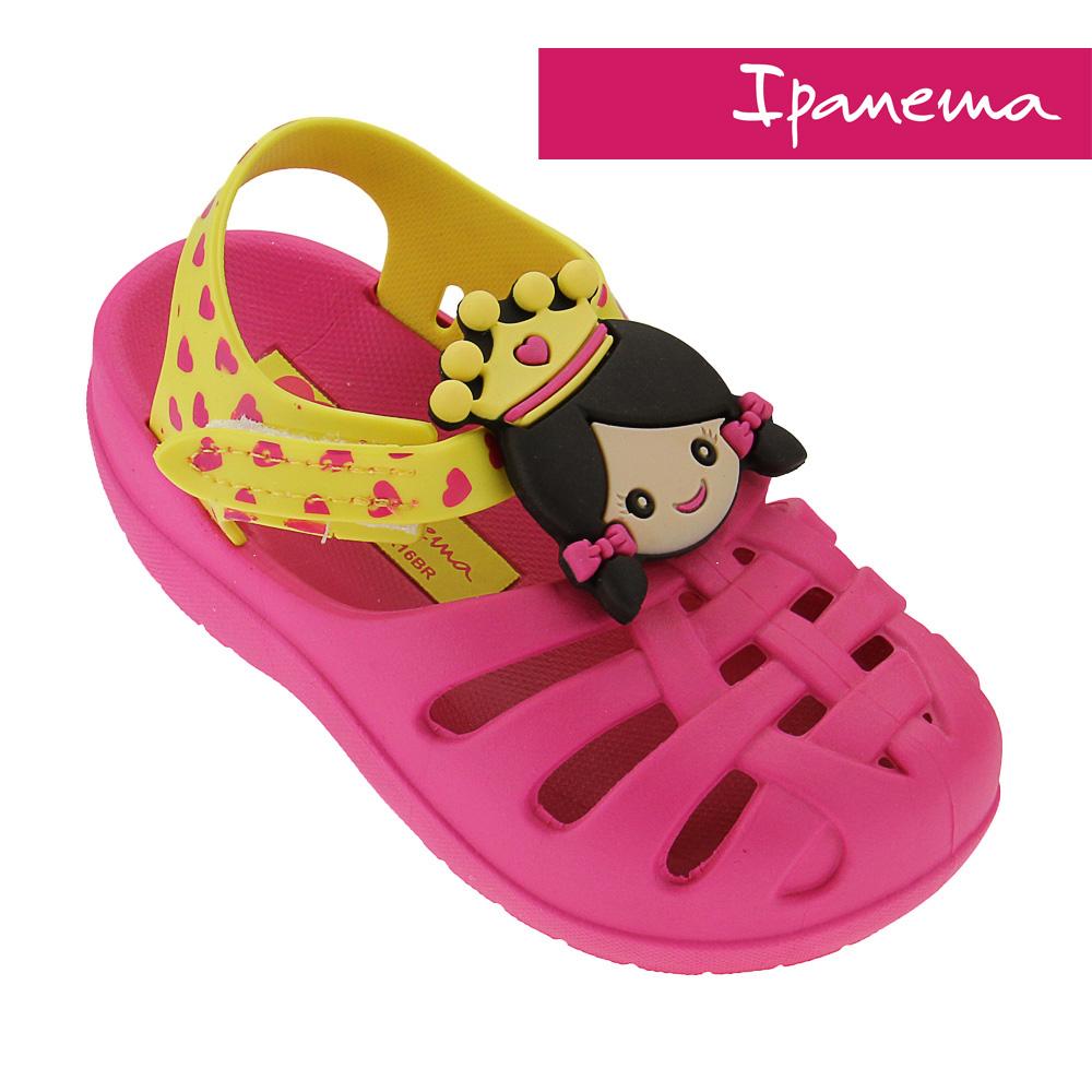 IPANEMA SUMMER III 寶寶 休閒涼鞋(粉紅)