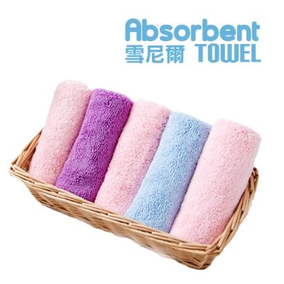 寶媽咪 Absorbent強效吸水纖維巾 50入(小)