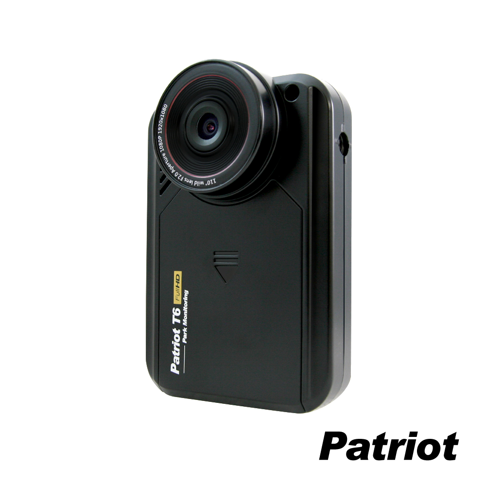 愛國者T6 停車監控1080P高畫質行車記錄器