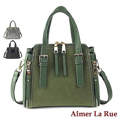 Aimer La Rue 手提側背斜背包 雪絨花系列(三色)