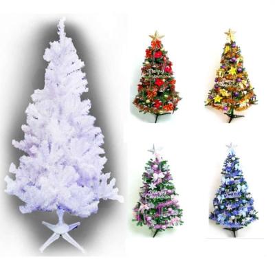 台製12尺(360cm)豪華版夢幻白色聖誕樹(+飾品組)(不含燈)