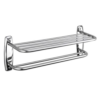 I-Bath 衛浴配件-不鏽鋼雙層置物架