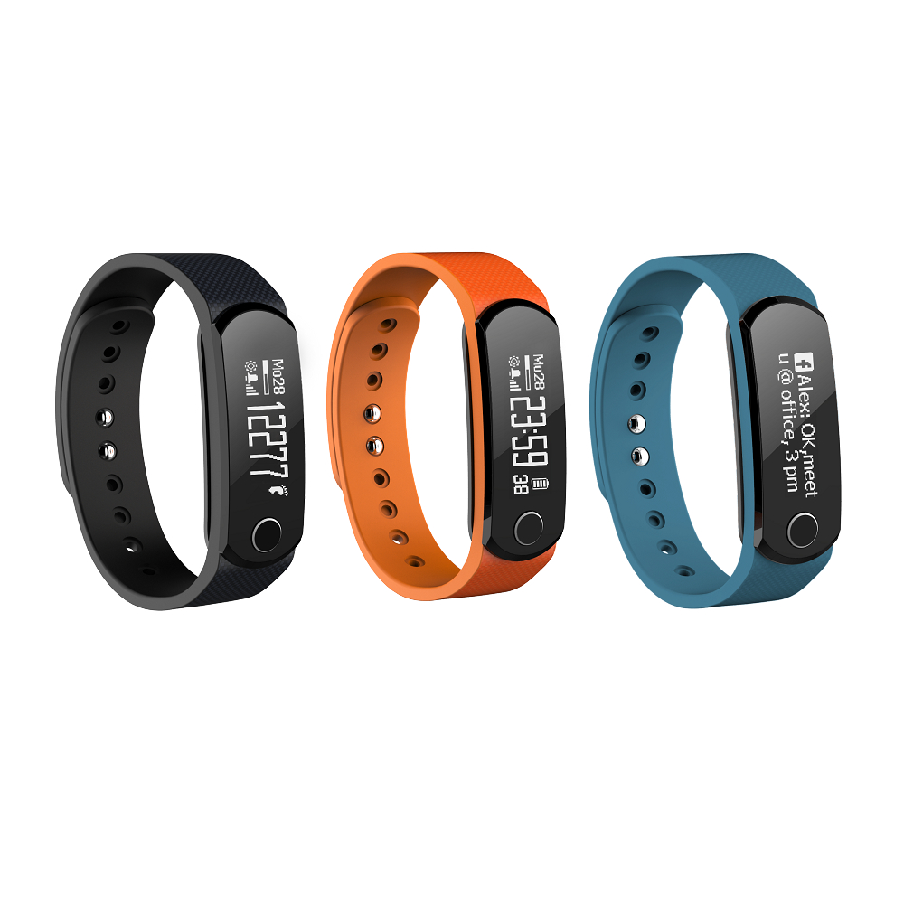 雙揚 Q62 藍牙智慧手環 i-gotU Q-Band