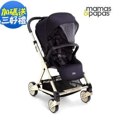 【Mamas & Papas】Urbo2 暮光金雙向手推車
