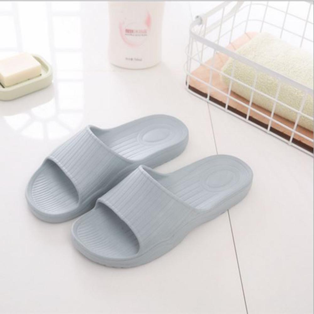 日創優品 38度Q加厚柔軟室內外拖鞋-霧深灰28.5cm