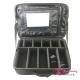 Xingxiang形向 雙層收納化妝箱(附雙背帶+鏡子) 6K-31A product thumbnail 1