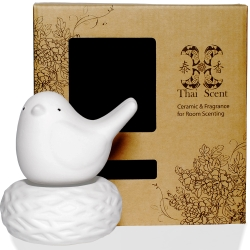 ThaiScent泰香 幸福鳥擴香精禮盒(三款香氣任選)