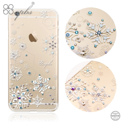apbs iPhone6s / 6 PLUS 5.5吋 施華洛世奇彩鑽手機殼-紛...