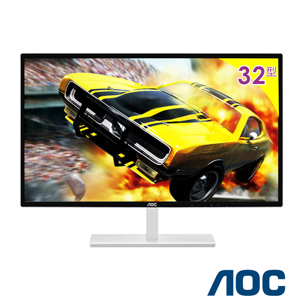 AOC Q3279VWF8 32型VA廣視角 FreeSync電競螢幕