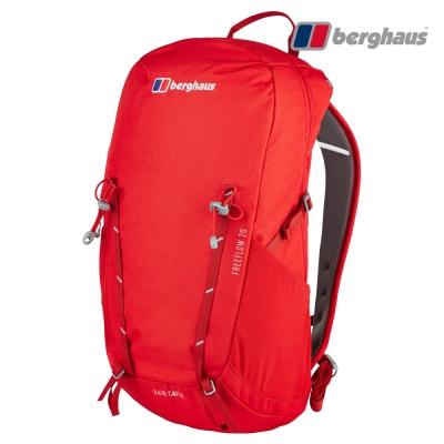 【Berghaus貝豪斯】FREEFLOW登山背包20LT27XC1紅