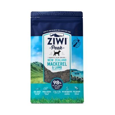ZiwiPeak巔峰 98%鮮肉狗糧*鯖魚羊肉*2.5KG