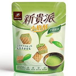77 新貴派小格酥-宇治抹茶(50g)