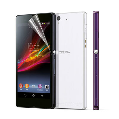 SONY Xperia Z1 L39h 高清超透螢幕保護貼