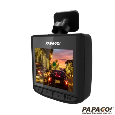 PAPAGO-GoSafe-350mini-行車記