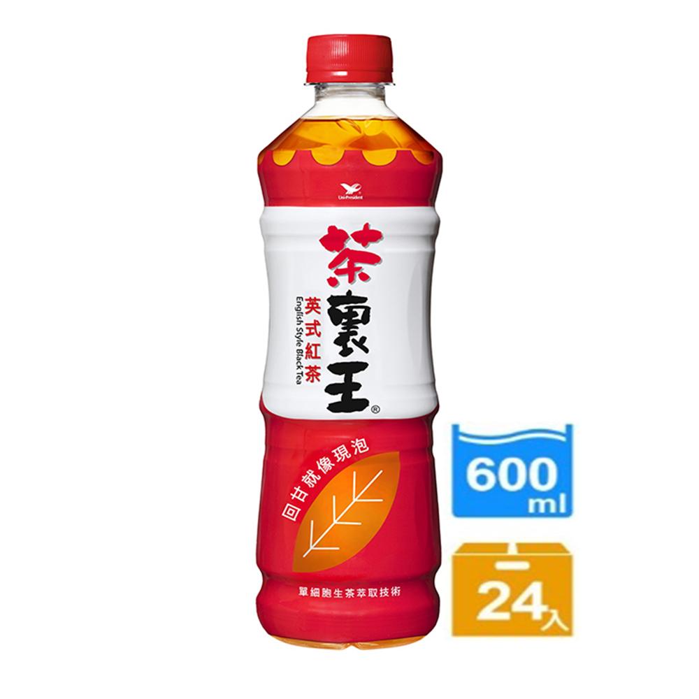 茶裏王 英式紅茶(600mlx24入)