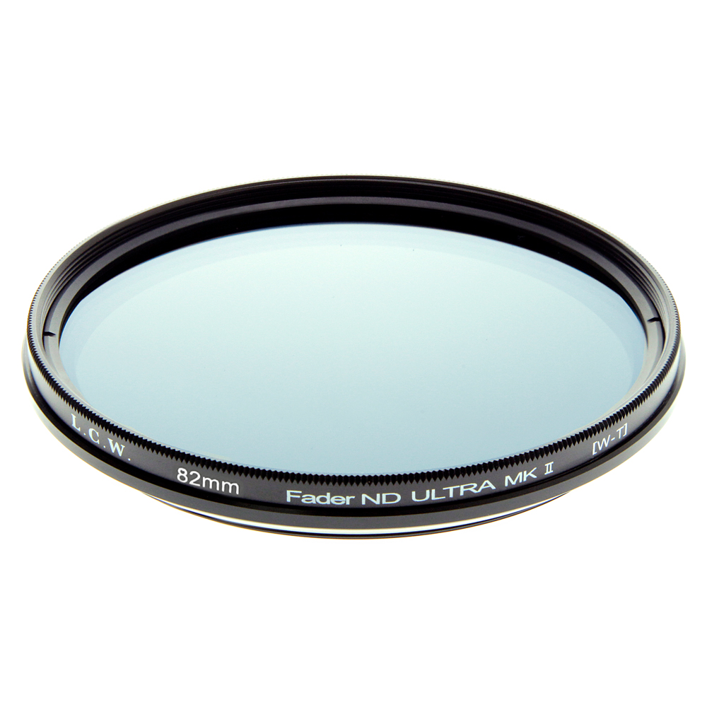 LCW Fader ND Ultra Filter mark II 82mm 可調式減光鏡