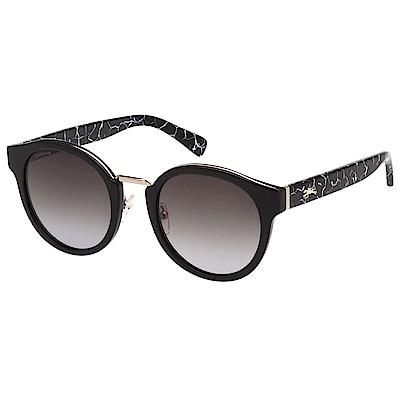 LONGCHAMP 太陽眼鏡 (黑色) LO603S