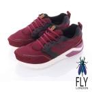 Fly London(男)- WARMUP 暖男專用 都會輕量運動鞋-烈陽紅