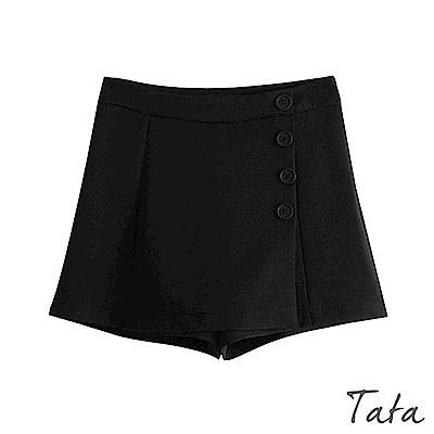 百搭鈕釦裝飾褲裙 TATA