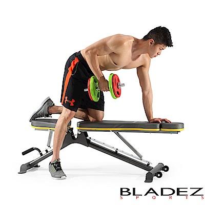 【BLADEZ】BW-15 複合式重訓椅