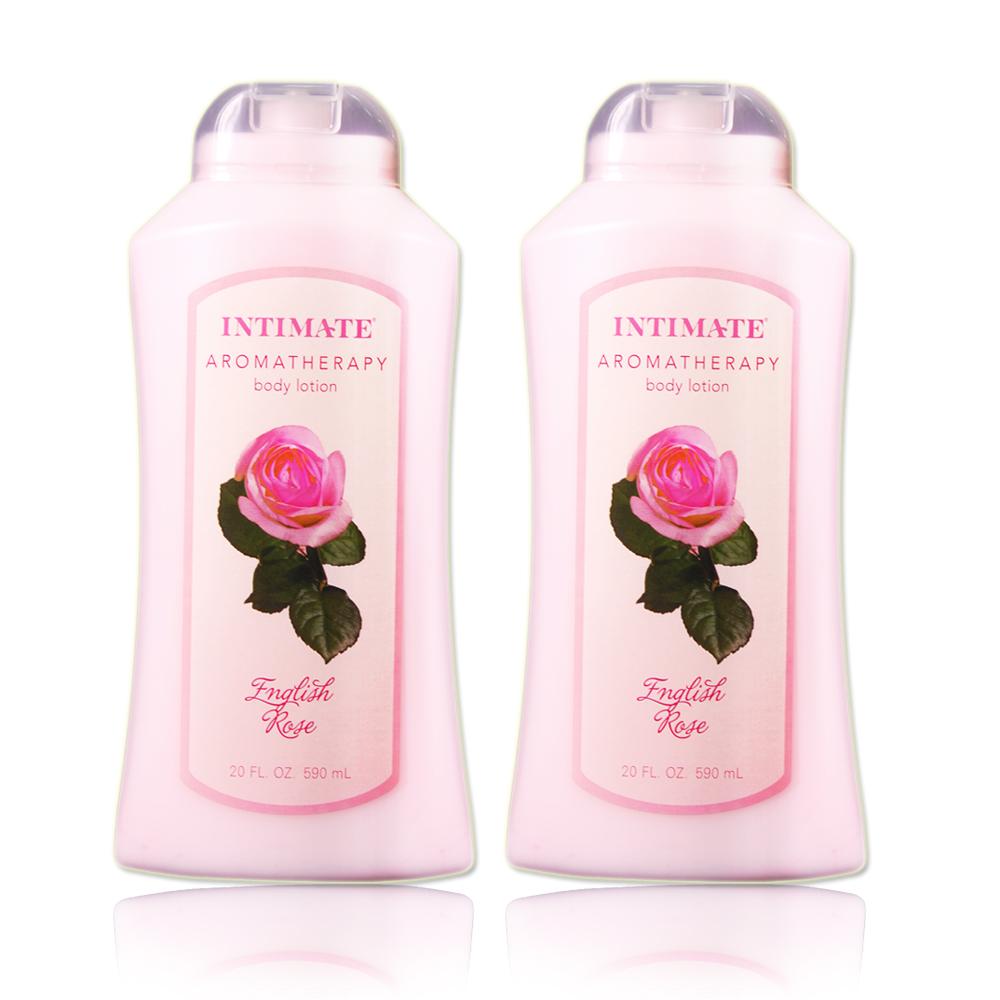 美國Intimate愛誘關係潤膚乳液590ml / 英倫玫瑰2入