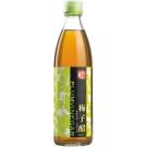 百家珍 梅子醋(600mlx6入)