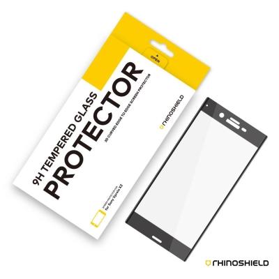 犀牛盾 Sony Xperia XZ/XZs 9H 3D滿版玻璃保護貼