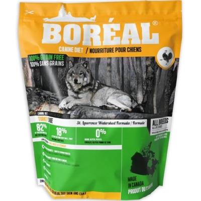 加拿大BOREAL-《無穀沃火雞》犬糧 8.8磅(3.99kg)