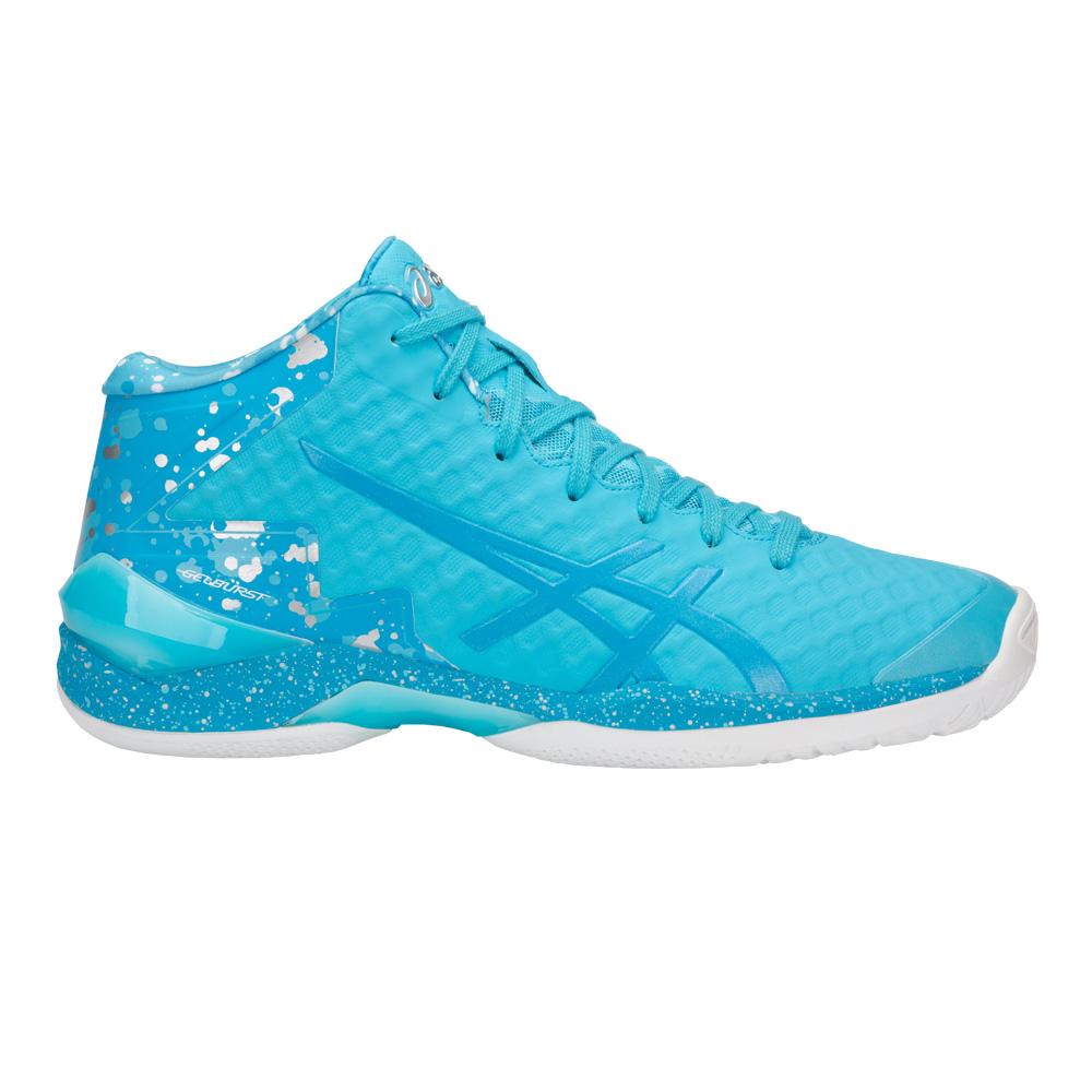 ASICS GELBURST 21 GE 男籃球鞋 TBF30G 藍