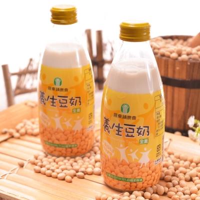 羅東農會 羅董養生豆奶 24瓶 (245ml/瓶)