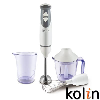 歌林4件式電動食物料理棒(KJE-MN205)