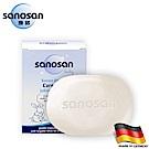 德國sanosan珊諾-baby潔膚皂100g