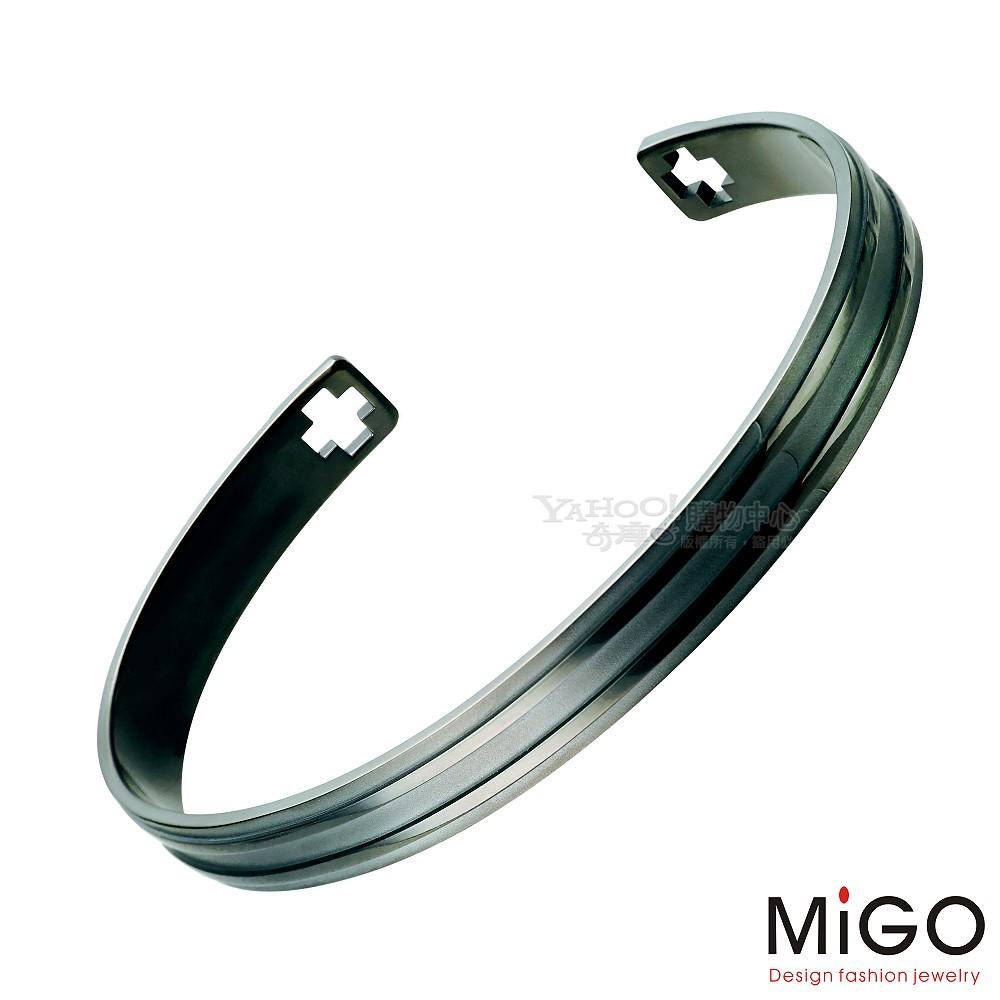MiGO-守護男手環(黑)