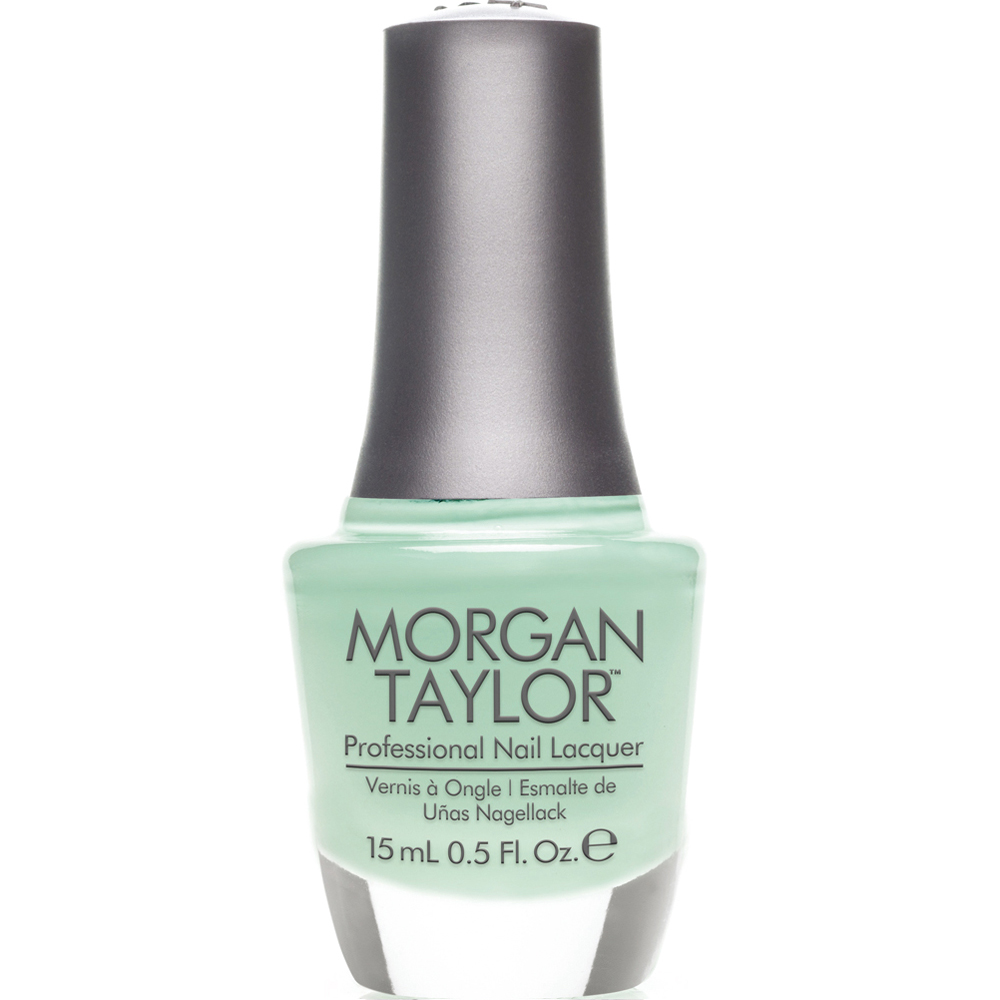 Morgan Taylor 50085 Mint Chocolate Chip 指甲油