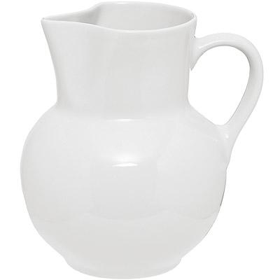 EXCELSA 圓肚白陶水瓶(1.7L)