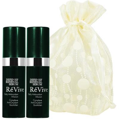 ReVive利維膚 光采再生複合精華5ml*2旅行袋組