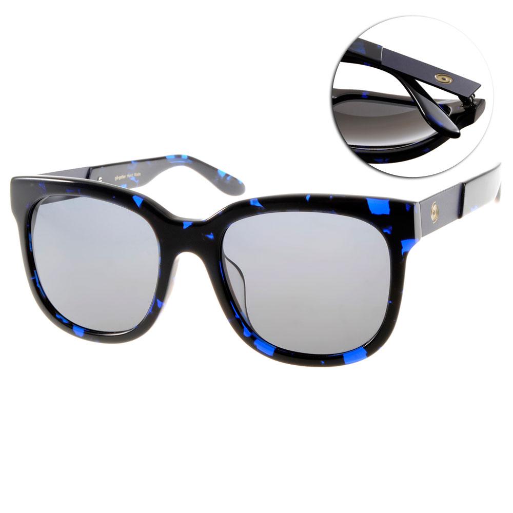 Go-Getter太陽眼鏡 韓系必備/琥珀藍#GS1008 BLDE