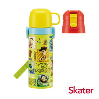 Skater不鏽鋼保溫水壺(2WAY)ToyStory