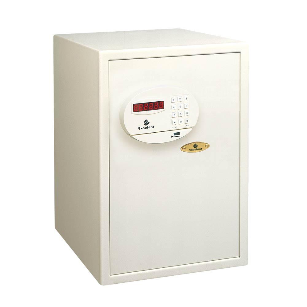 阿波羅Excellent e世紀電子保險箱_智慧電子刷卡二用型(56AM)