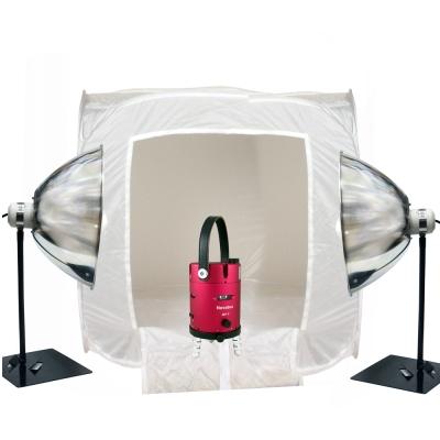 Piyet 50公分棚加雙燈組(500W)