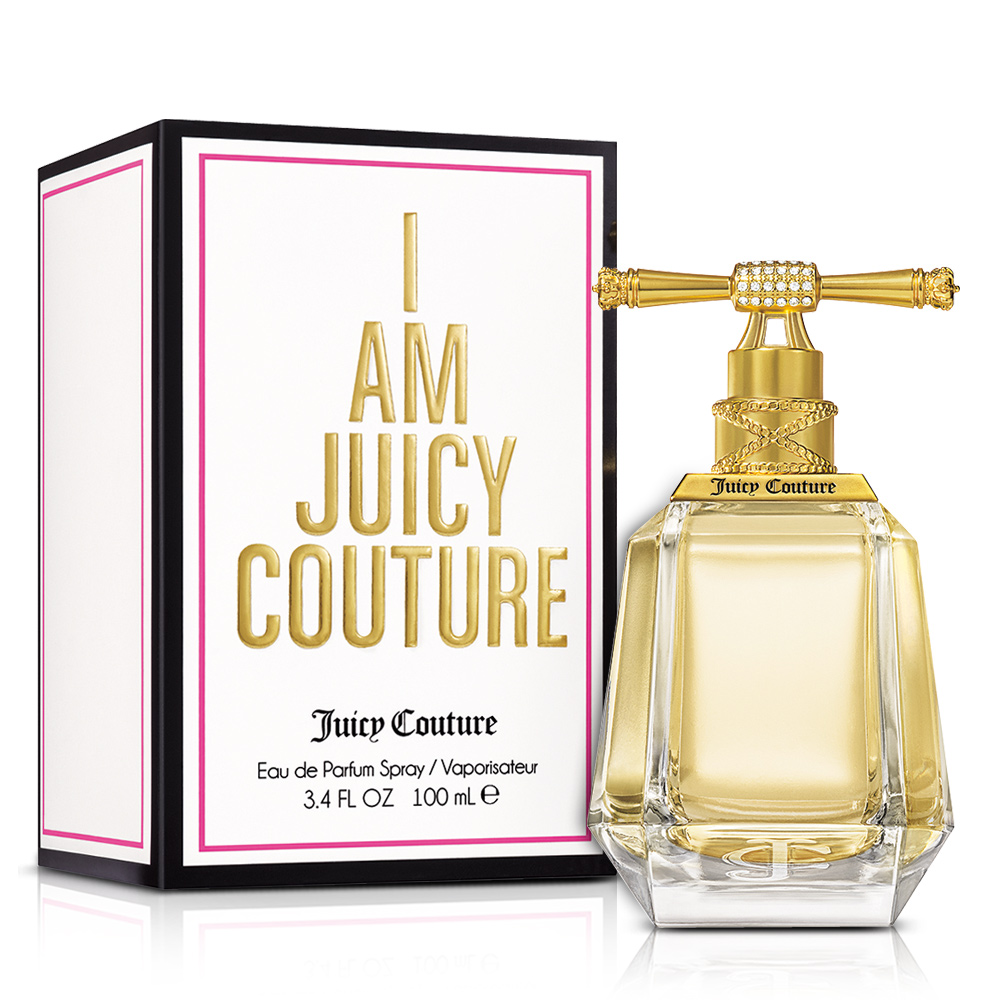(即期品)Juicy Couture I AM JUICY COUTURE女性淡香精(100ml